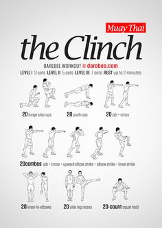 The Clinch Workout