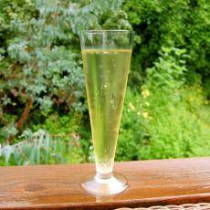Hard Cider Ginger Shandy