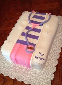 Torta doc juguetes