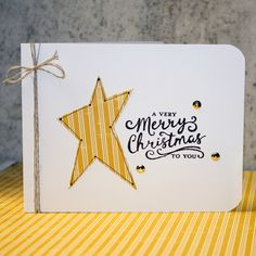 Christmas Card: Be The Star of Holiday Card Giving
