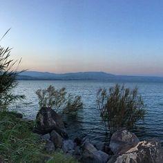 Sea of Galilee - Kinneret (כנרת) in טבריה, הצפון