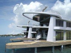 Water Residences at Priclky bay Waterside, Grenada by Richard Hywel Evans