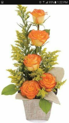 Ideen für Blumengestecke Here-s How to Choose Birthday Flowers According to M Church Flower Arrangements, Church Flowers, Beautiful Flower Arrangements, Silk Flower Arrangements, Funeral Flowers, Fresh Flowers, Silk Flowers, Beautiful Flowers, Creative Flower Arrangements