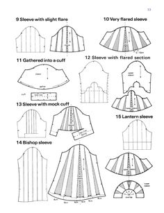 how to make puffy sleeve pattern - Google Search