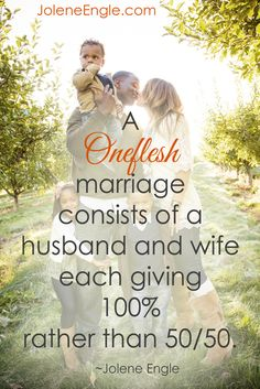A glorious marriage takes work but it's worth it!