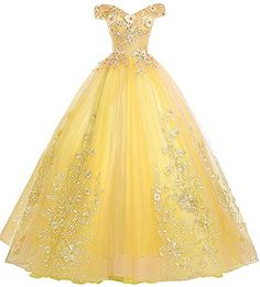 New LEJY Women's Vintage Off The Shoulder Quinceanera Dresses Masquerade Prom Ball Gowns 2019 online shopping - Ustopgoods Ball Gowns Evening, Ball Gowns Prom, Ball Gown Dresses, Prom Dresses, Chiffon Dresses, Bridesmaid Gowns, Fall Dresses, Long Dresses, Formal Dresses