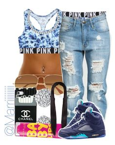 """Vacation Coming soon"" by trill-forlife ❤ liked on Polyvore"