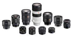 ULTIMATE GUIDE TO FULLFRAME E-MOUNT FE LENSES FOR SONY Mirrorless cameras