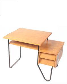 bureau enfant vintage/