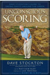 It's the off season. Time to take lessons from Dave Stockton Unconscious Scoring on the essentials of the short game. What you learn from this book will more than pay for itself on the course when you win the skins that count.