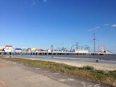 Tour of Galveston Island- Galveston, TX.