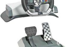 Volant Xbox 360 Sans fil