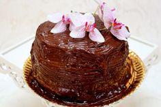 Bolo de chocolate, Chocolate Cake