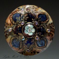 Lydia Muell bead
