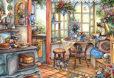kim jacobs - Kitchen