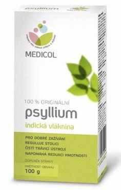 Psyllium vláknina Medicol 100g