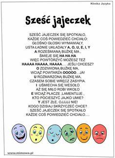 Trendy w kategorii edukacja w tym tygodniu - Poczta Infant Activities, Kindergarten Activities, Activities For Kids, Parenting Classes, Kids And Parenting, Early Education, Kids Education, Learn Polish, Polish Language