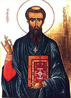 St. Cuthbert pray for us and boatmen, shepherds, Northumbria, England.  Feast day March 20.