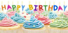 Birthday Freebies - A lot of places that you can get free stuff on your birthday