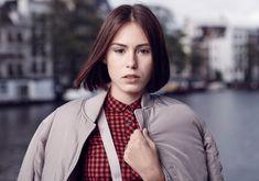 Amsterdam Collection by Mark Woolley & DJ Muldoon Straight Long Bob, Amsterdam, Street Style, Collection, Urban Style, Street Style Fashion, Street Styles, Street Fashion