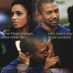 Rebekah & Marcel ~ The Originals