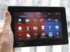 BlackBerry Playbook Preview
