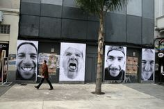 Montevideo, Uruguay - street art project all over the world