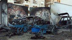 2 coches bomba estallan cerca de embajadas en Trípoli