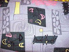 Midcentury Curtains, Mid Century, Silver, Fabrics, Homes, Retro, Money