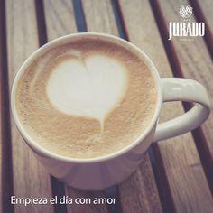 ¡Por fin es viernes! Tómate un buen #café calentito y coge energía para este fin de semana. #coffee #cafejurado