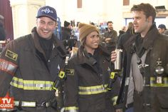 VIDEO: Which Sitcom Character Did Chicago Fire's Taylor Kinney Have a Massive Crush On?