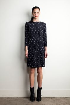Band of Outsiders Pre-Fall 2013 - Review - Fashion Week - Runway, Fashion Shows and Collections - Vogue