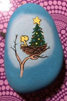 If you are looking for Diy Christmas Painted Rock Design Ideas, You come to the right place. Here are the Diy Christmas Painted Rock Design Ideas. Pebble Painting, Pebble Art, Stone Painting, Diy Painting, Shell Painting, Rock Painting Ideas Easy, Rock Painting Designs, Stone Crafts, Rock Crafts