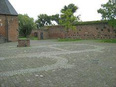 Burg Friedstrom Innenhof