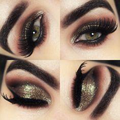 Tutorial - Maquiagem Luxo
