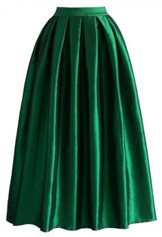 La Diva Pleated Maxi Full Skirt This is the first maxi skirt I've thought looks awesome