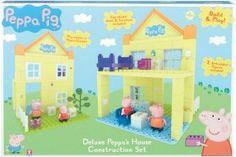 Peppa+Pig+Construction+House