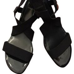 Alex Marie Strappy Sandal Navy blue strappy sandal. Purchase before 4:00 pm Central Time for same day shipping. Alex Marie Shoes Sandals