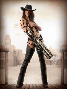 steampunk heroines | Unabridged Andra: Guest Post: Steampunk for Everyone! Steampunk Cosplay, Gothic Steampunk, Steampunk Fashion, Gothic Fashion, Steampunk Clothing, Harrison Ford, Blade Runner, Pin Up, Robot Girl