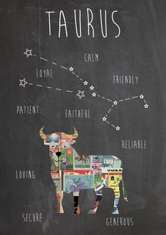 Claudia Schoen | Taurus  - Pinned by The Mystic's Emporium on Etsy