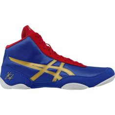 Asics Men's JB Elite V2.0 Wrestling Shoes, Blue