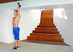 A Cardio Kettlebell Workout That Will Crush Calories   LIVESTRONG.COM