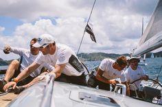 #LesVoilesdeStBarth #Sailing #Race #Sea #Travel #ARacingMachineOnTheWrist #RichardMille