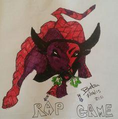 #taurus #redbull #rapvsgame