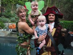 Neil Patrick Harris & His Adorable Family Win Halloween For The Third Year In A Row