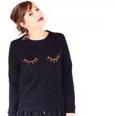 Huguette Paillettes | Couture - Sweat