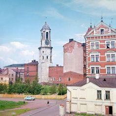 #выборг 60е года. #vyborg #vyborggo #spb #piter #travel #finland #финляндия #питер #спб
