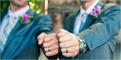 Os tempos mudaram e com eles as regras. Desde a oficialização do matrimôniohomoafetivo, muitos casais querem comemorar como outro qualquer. O que acontece é que muitos têm duvidas na hora de plane…