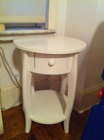 Pottery Barn night stand/side table - $60