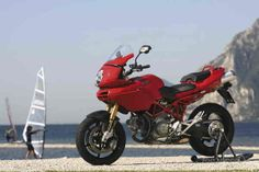 2007 Ducati Multistrada 1100 | TopSpeed + Review on Motorcycle.com: http://www.motorcycle.com/manufacturer/ducati/2007-ducati-multistrada-1100-283.html